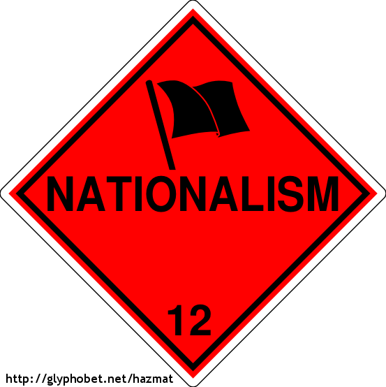 Hazardous Materials - Nationalism